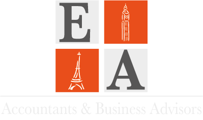 logo euro accounting with light grey baseline 300DPI