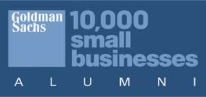 Logo of Goldman Sachs Alumni (10,000 Small Businesses program)